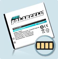 PolarCell Akku für LG Optimus 4X HD P880 Optimus F5 P875 BL-53QH Batterie Accu