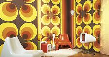 Retro Tapeten Kollektion - Design - 60er Jahre - As Creation