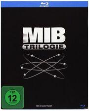 MEN IN BLACK 1-3 [Blu-ray] Will Smith, Tommy Lee Jones OVP