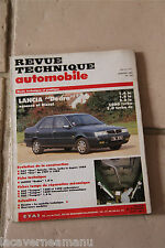Review Tecnical Automobile 1992 lancia dedra petrol and diesel No. 535