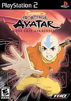 Avatar: The Last Airbender (Sony PlayStation 2, 2006)