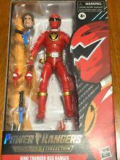 Hasbro Power Rangers Lightning Collection Spectrum Dino Thunder Red Ranger