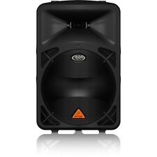 "Behringer EUROLIVE B615D Active 2-Way Bi-Amped 1500W PA 15"" Speaker System"