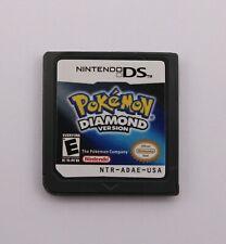 Pokemon: Diamond Version Nintendo DS Version Game Cartridges for 3DS/NDSI/2DS