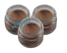 Lot of 3 Benefit Creaseless Cream Eye Shadow (Bikini Tini) .11oz/3.2g New&Unbox