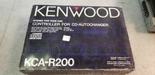 Kenwood KCA-R200 Controller for CD-Auto Changer OLD SCHOOL MISSING CONTROLLER