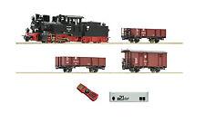 ROCO 31031 start-set Z 21+ Mouse Multi h0e HF 110 C + treno merci EP III NUOVO & OVP