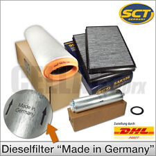 BMW 5er E60 E61 525d 530d | Inspektionspaket Filterset Filtersatz Filterset