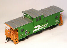 HO ATLAS RTR Extended Vision Caboose #1901 BN BURLINGTON NORTHERN FW&D 177 Train