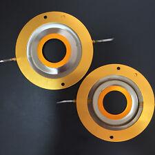2 Pcs 44.4mm Aftermarket Diaphragm for JBL 2402 2404 2405 JBL75 76 77 16Ohm