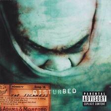 DISTURBED THE SICKNESS VINYL ALBUM (NEW/SEALED)