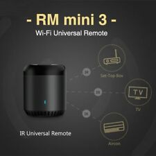 RM Mini3 Universal WiFi/IR/4G Wireless Remote Controller Smart Home Automation