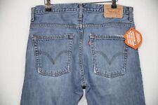 VINTAGE Mens LEVIS 507 Jeans BOOTCUT Fit HIGH WAIST W34 L30 Old School 90's P31