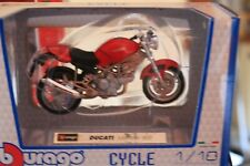 DUCATI - MONSTER 900 - BURAGO 1/18