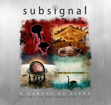 CD Subsignal A Canopy Of Stars (The Best Of 2009 - 2015 ) 2CDs