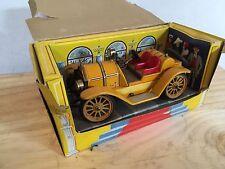 Schuco 1225 Mercer 1913 Oldtimer OVP Blech Spielzeug 50er Jahre ------