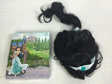 Disney Parks Aladdin Princess Jasmine Costume Wig NEW Free Shipping Halloween