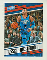 2018 Panini Father's Day #24 RUSSELL WESTBROOK Houston Rockets