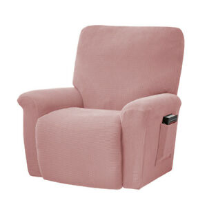 Stretch Recliner Chair Slipcover Durable Soft High Jacquard Sofa Furniture Cover