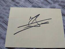 Man United Autograph  Jaap Stam