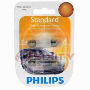 Philips Trunk Light Bulb for Pontiac G3 G3 Wave Wave Wave5 2005-2010 nr