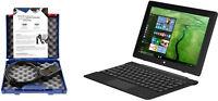 """VCDS Original Ross-Tech® HEX-V2® unlimited Vin Diagnosegerät inkl. 10"""" Tablet PC"""