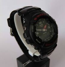 Reloj Analógico Casio G-shock G-100 5158 Negro/Rojo Dual Digital