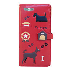 Show Dogs - Large Zipper Wallet