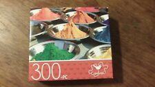 NEW Cardinal 300 Piece Jigsaw Puzzle ~ Tikka Powders FAST FREE SHIPPING