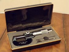Mitutoyo Outside Micrometer Metric No 193 101 0 25 Mm