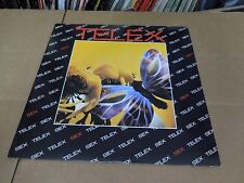TELEX SEX PVC RECORDS VINYL LP