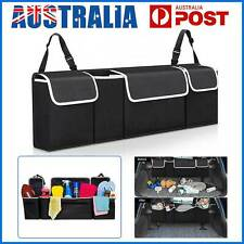 Deluxe 4 in 1 Foldable Collapsible Car Boot Organiser Shopping Tidy Storage Bag