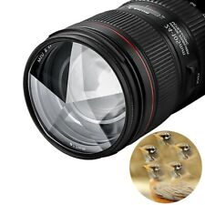 Camera Filters Prism Photography Glass Foreground Blur Film Lens Slr Accessories