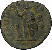 Constantine I the Great Authentic Ancient Roman Coin Sol  Sun God Cult  i45879