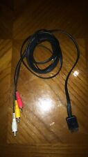 Genuine Sony OEM RCA AV Audio/Video Cable For PlayStation 2