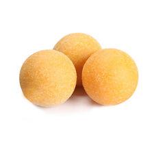 3pcs 36mm Yellow Matte Soccer Table Football Foosball Balls Fussball Ball