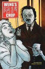 Weng's Chop #6.5 Nikos Nikolaidis Cult Film Exploitation Grindhouse