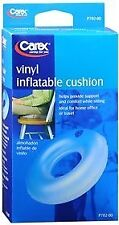 Carex Inflatable Vinyl Cushion, Pack of 6