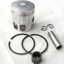 70cc Piston Ring Set 47mm w/12mm Pin for Jog Minarelli Scooter Moped