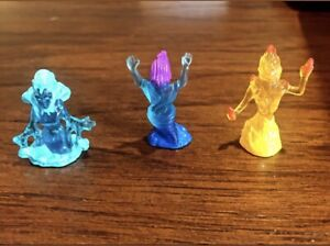 fistful of aliens - ALL 3 CRYSTALLITES!!Monsoon, Twister & Blaze EXTREMELY RARE!
