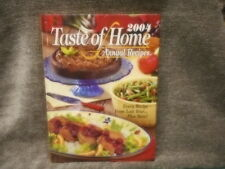 COOK BOOK 2004 TASTE OF HOME ANNUAL RECIPES