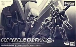 [P-Bandai] RG 1/144 Crossbone Gundam X2 S.N.R.I. prototype mobile suit XM-X2 kit