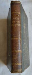 L ETOILE DES BAUX AUGUSTE MARIN ED ALBERT SAVINE 1894 ROMAN EO BE