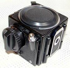 Kiev 88 CM MLU Arsenal BLACK camera BODY only NEW + CLA! (adjusted by Hartblei)