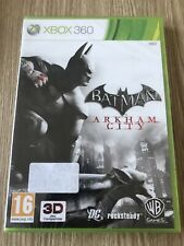 BATMAN ARKHAM CITY XBOX 360 FRANÇAIS NEUF BLISTER NEW SEALED RARE