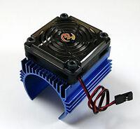 Neue Hobbywing 1: 8 KFZ-Kühler + 5V Kühllüfter für 4465 Motor