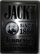 Bottle Whiskey jack Daniels old n 7°cl 70 40°+tin box +2 glass.perfect☆☆☆