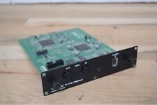 Tascam IF-FW/DM MKII Firewire expansion board MINT-used DM4800 DM3200 for sale