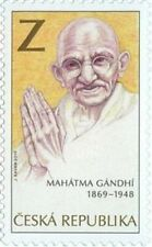 Czech Republic 2019  Mahatma Gandhi India Indian theme stamp 1v MNH