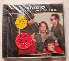 # STADIO - ACQUA E SAPONE -  CD NUOVO SIGILLATO -